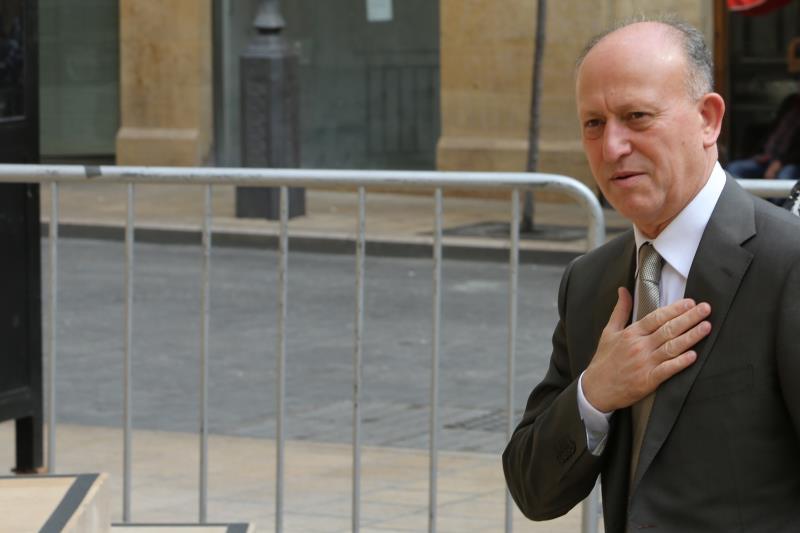 لن يتخلى ريفي عن صلاحيات وزير العدل حتى انتخاب رئيس للجمهورية