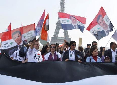 هواجس اليسار في المتاهة السورية