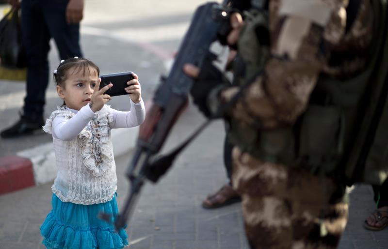 المقاومة: كشف النفق بعد هذه المدة صفعة لإمكانات الجيش الإسرائيلي  (أ ف ب)