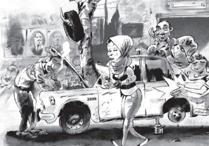 «توك توك»:  وصار للكوميكس مجلّته المصريّة