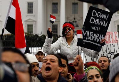 واشنطن تنقلب على مبارك