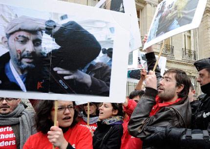 من «فضائل» مبارك: قتل وخطف وتنكيل وملاحقة