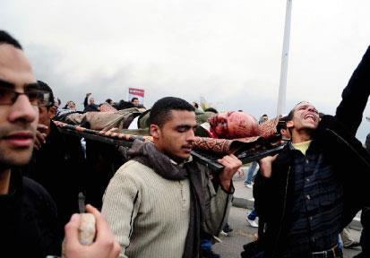 الشيخ المحلاوي: سليمان ثعلب ماكر وأكثر شرّاً من مبارك
