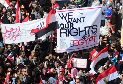 حين لبّت الإسكندرية نداء الثورة