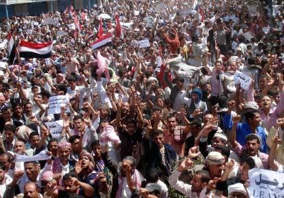 اليمن: «جمعة البداية» توقع 5 قتلى