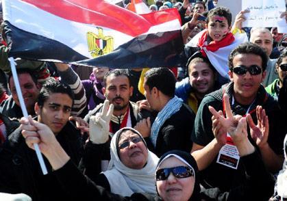 الاسكندريّة تستنشق الحريّة وتتحسّب لما بعد الثورة