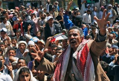 يوم تواطأ القات مع صالح ضد الشعب