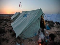 الحدود التونسيّة... قبلة للّجوء والإغاثة
