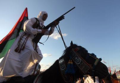 مخازن السلاح الليبي تُقلق الاستخبارات الغربيّة