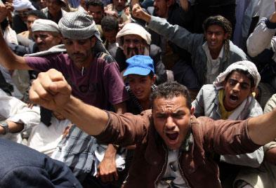 واشنطن تقود معركة  الحفاظ على النظام اليمني