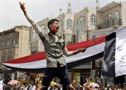 القبيلة اليمنيّة تنتهج التغيير السلمي