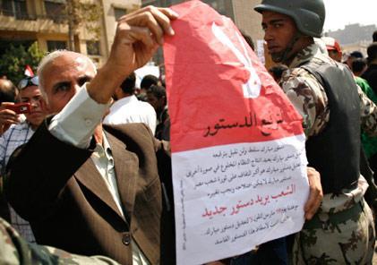 استفتاء اليوم: أيّ نظام يريد المصريّون؟
