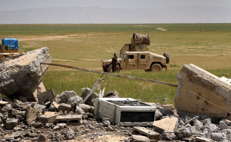 الموصل هي المرتكز الأساس للمشروع الأميركي في تقسيم العراق (أ ف ب)