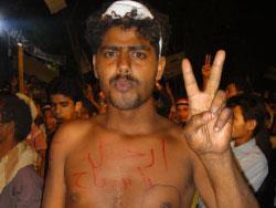 شباب الدرّاجات الناريّة... «قادة» للثورة في تعزّ
