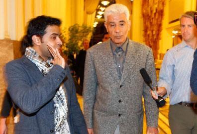 صفقة مؤتمر لندن: رحيل القذافي وبقاء النظام