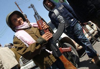 «مجموعة الاتصال»: مع تسليح المُعارضة وتنحّي القذافي
