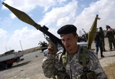 معارك ضارية حول أجدابيا ومصراتة... والأطلسي يبحث عـن  مخرج سياسي