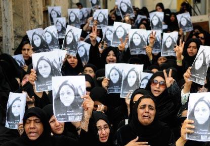 المرأة في مرمى الإهانات والاعتقال والتنكيل