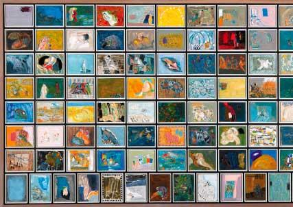 شفيق عبود: اللوحة رديفاً للزمن