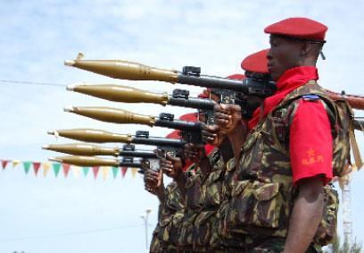 «ثورة» على أعتاب بوركينا فاسو