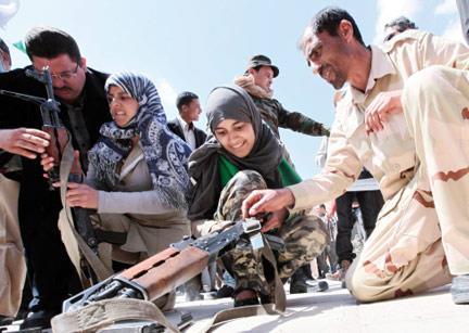 انتفاضة 17 شباط بين مطرقة القذافي وسندان الحلف الأطلسي