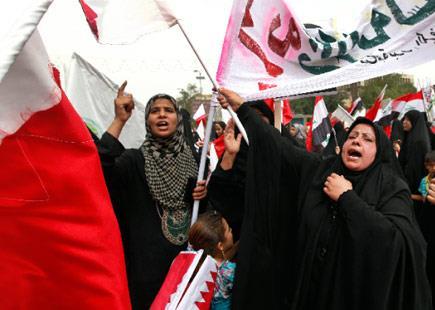 «أبارتيد» وهّابي في البحرين: هدم مساجد وحسينيّات