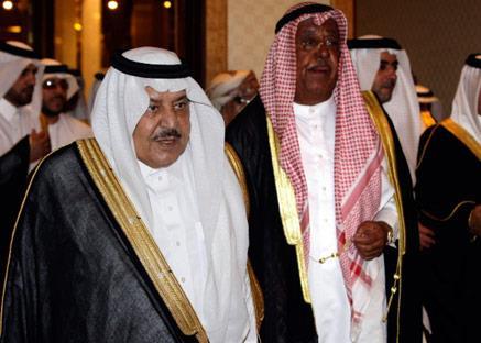 الأمير نايف: براغماتي يميل إلى  النصائح الغامضة والخطاب الأبوي التافه