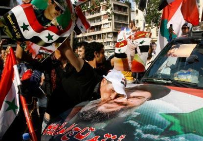 عن التجارة الآذارية في الثورات العربية