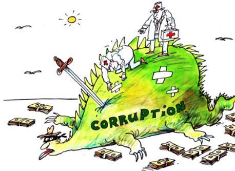 تحرّك مدنيّ ضدّ «ثقافة» الفساد