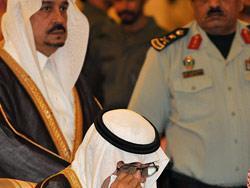السعوديّة: البحث عن ملك