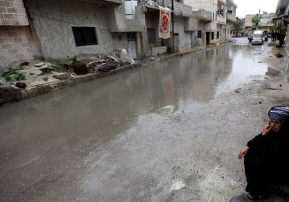 درعا مدينة أشباح: رحلة في وقائع ثورة لم تولَد بعد