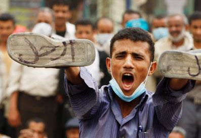 الرئيس اليمني يستعيد المبادرة... مؤقتاً