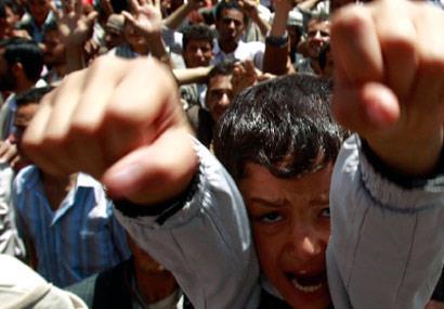 ترتيبات لخلافة صالح: سيناريو وإخراج عائليّان