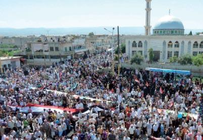سوريا: الحل العربي واختبار العنف