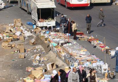 الشارع السوري والمبادرة العربية:  حذر وترقّب المجهول