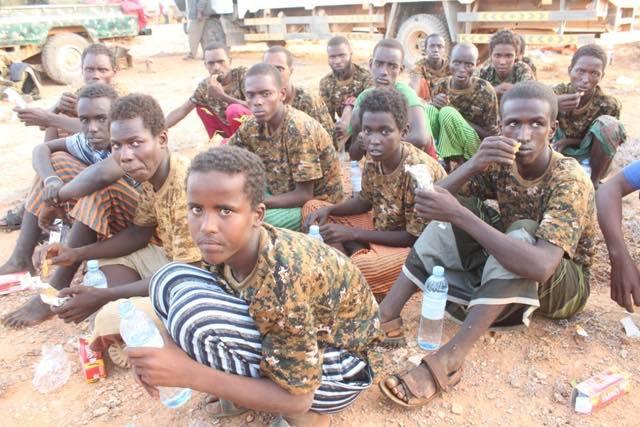 ما يثير «الدهشة» هو عدد الأطفال «الهائل» (موقع الحكومة)