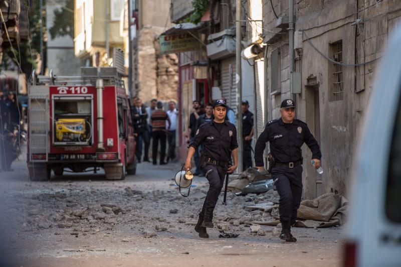 المواجهات الدامية بين الجيش التركي والأكراد تُعيد المسألة الكرديّة إلى واجهة الأحداث