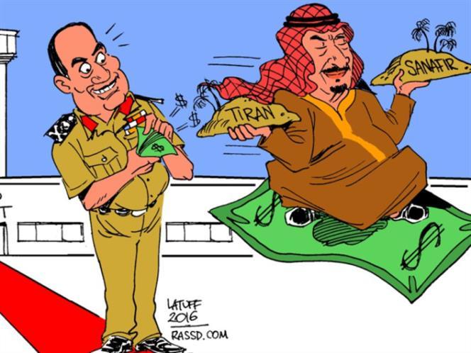 السيسي يطوّق «25 أبريل» بجيشه الإعلامي