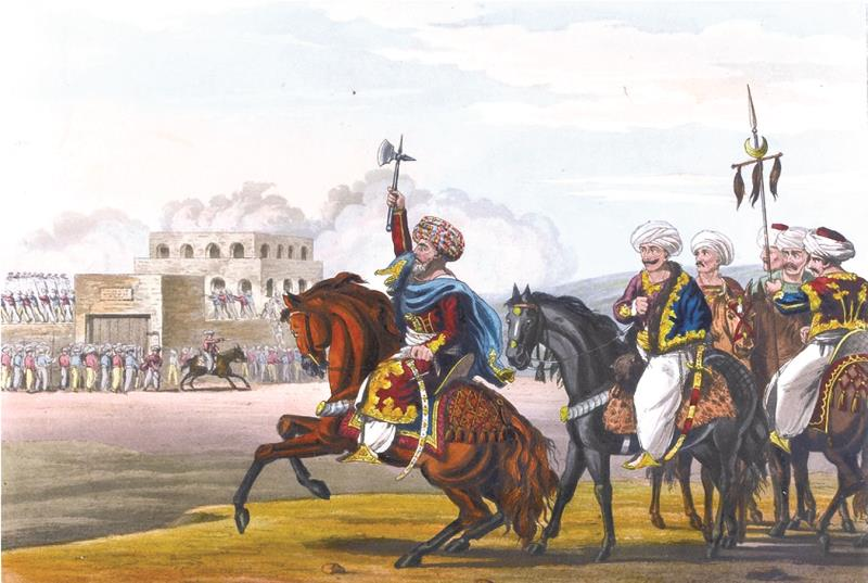 «بورتريه تاريخي لأحداث مهمّة في حياة علي باشا»