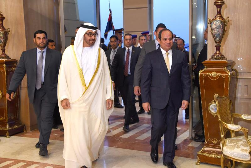 أعلنت الإمارات دعماً مالياً جديداً لمصر بقيمة 4 مليارات دولار