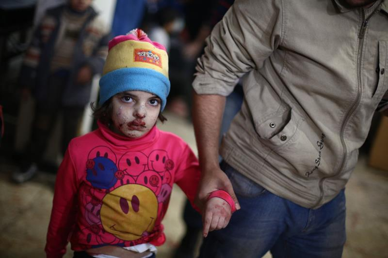 وفيات الأطفال تشكّل نحو 11,4% من إجمالي عدد الوفيات العامة للحرب (أ ف ب)