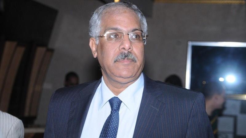 رئيس مجلس إدارة الإتحاد المصري لكرة القدم جمال علام