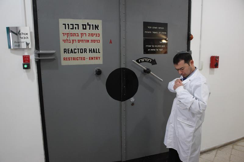 طلب أعضاء في الكنيست إجراء نقاش عاجل بشأن ما سموه الوضع الخطير للمفاعل