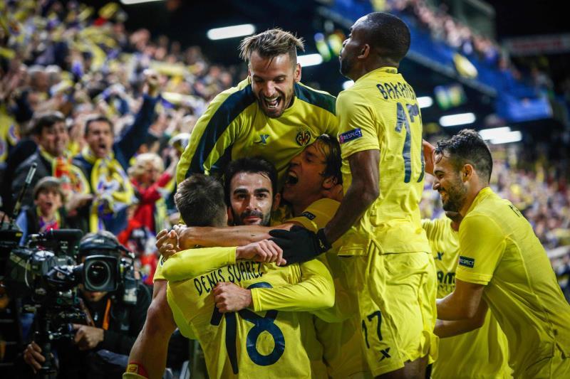 سجل لوبيز هدف الفوز في آخر دقيقة من المباراة (أ ف ب)