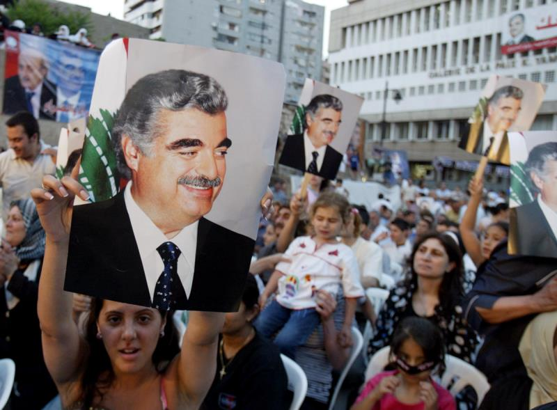 رغم نأي حزب الله بنفسه عن الانتخابات البلدية في بيروت، فإنه يخوض معركة المخترة... بالتحالف مع تيار المستقبل (هيثم الموسوي)