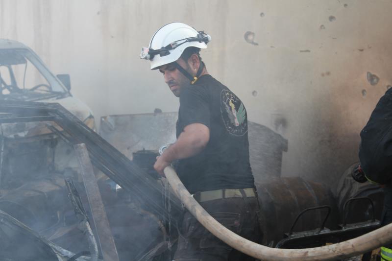 قدمت «USAID» أكثر من 18 مليون دولار لفرق «الدفاع المدني السوري»