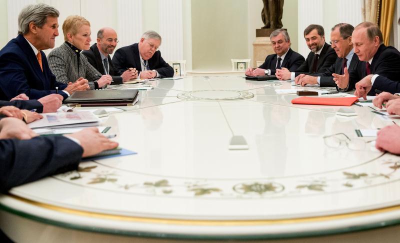 إنّ التسوية لا تجري فقط في سياق دولي وبموجب اتفاق بين روسيا وأميركا