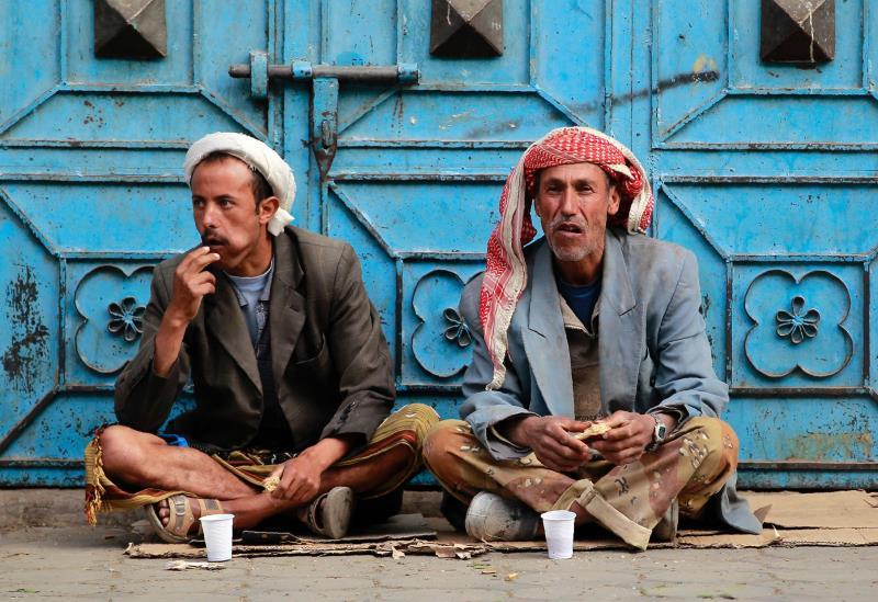 ابن سلمان:  الحلّ للصراع في اليمن «أصبح قريباً»  (أ ف ب)