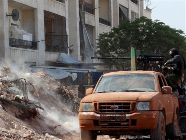 السوريون في الأزمة