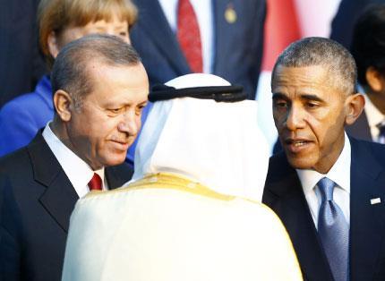 أوباما: «السماء اسودّت» عندما سُفك الدم الأوروبي